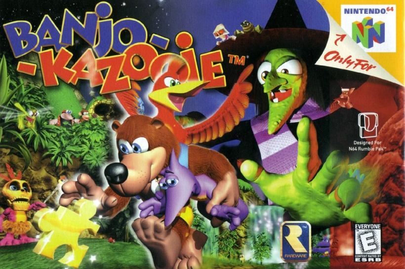 Banjo-Kazooie 01