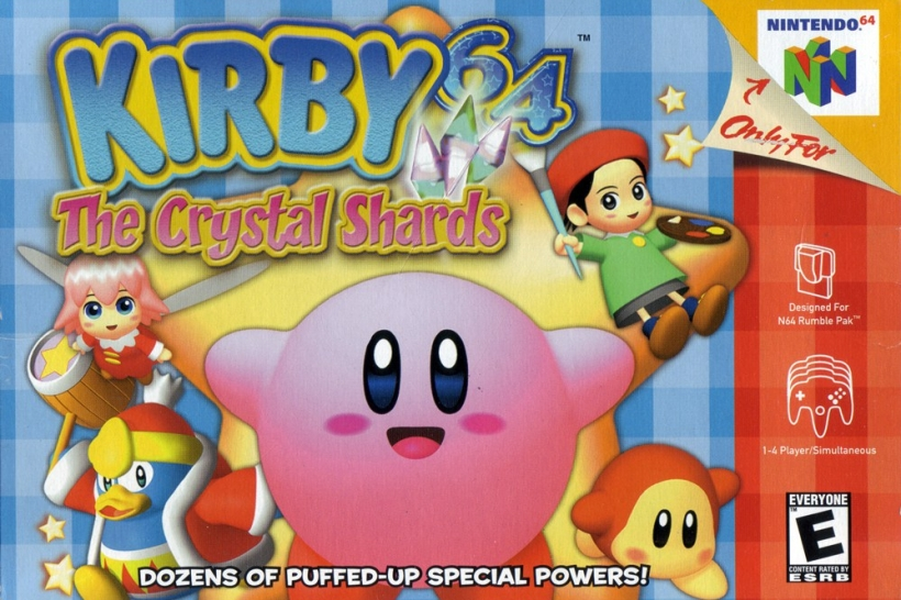 Kirby 64 The Crystal Shaards 01