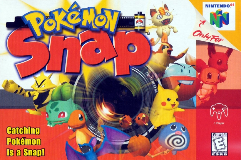 Pokemon Snap 01