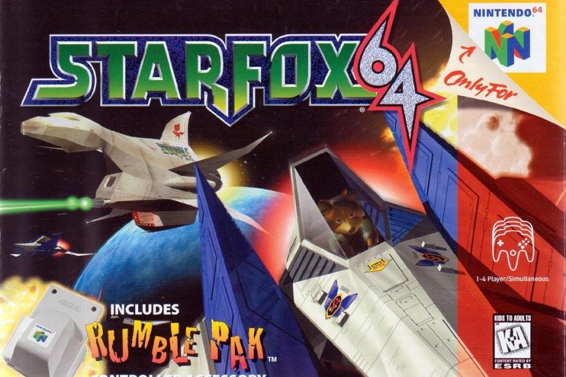 Star Fox 64 01