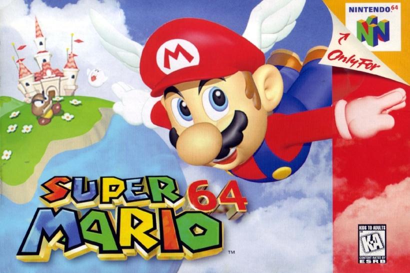 Super Mario 64 01