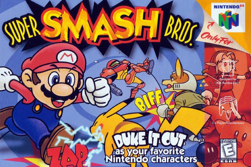 Super Smash Bros 01