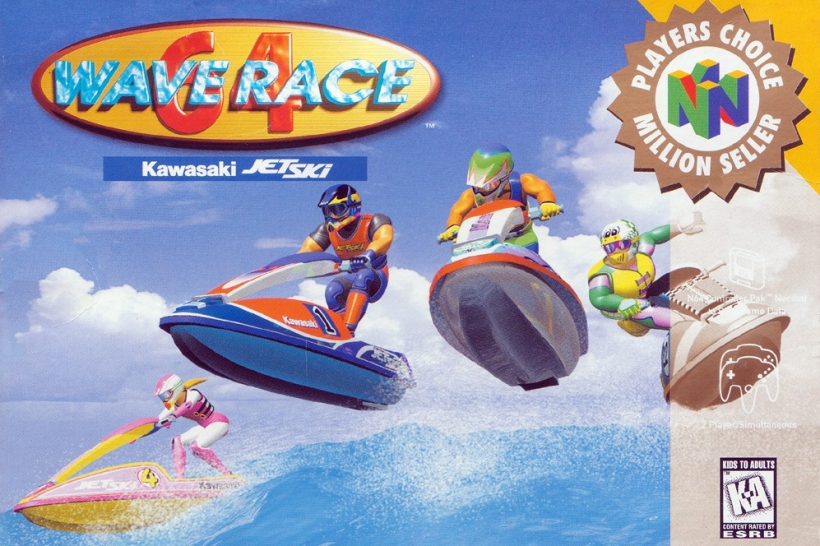 Waverace 64 PS 01