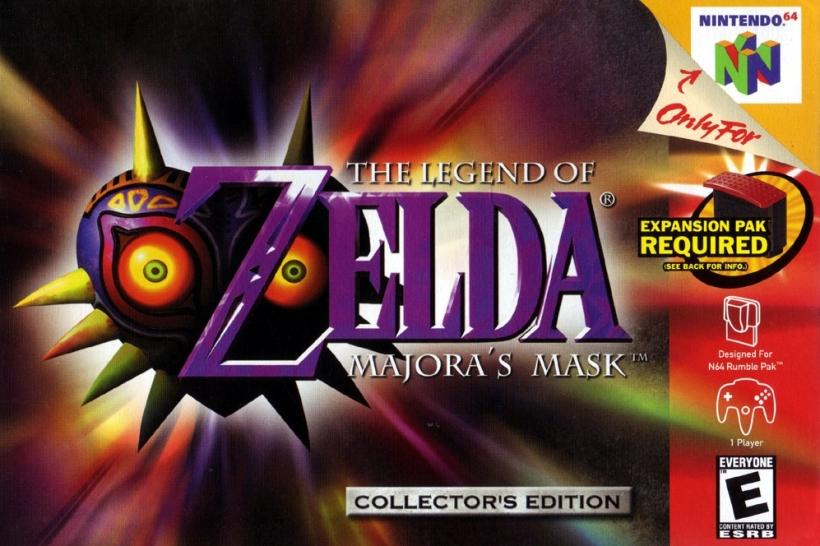 Zelda Majoraqus Mask 01